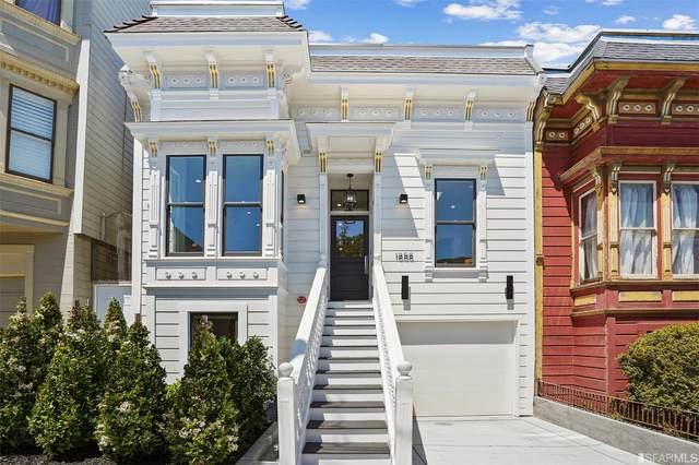 1858 Church Street, San Francisco, CA 94131 (#421560698) :: The Kulda Real Estate Group
