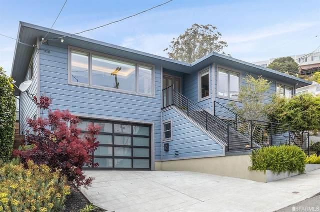 795 Foerster Street, San Francisco, CA 94127 (#421561948) :: The Kulda Real Estate Group