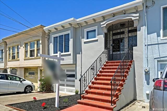 63 Rolph Street, San Francisco, CA 94112 (MLS #421564310) :: Keller Williams San Francisco