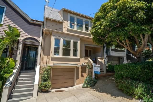 4136 21st Street, San Francisco, CA 94114 (#421563758) :: Corcoran Global Living