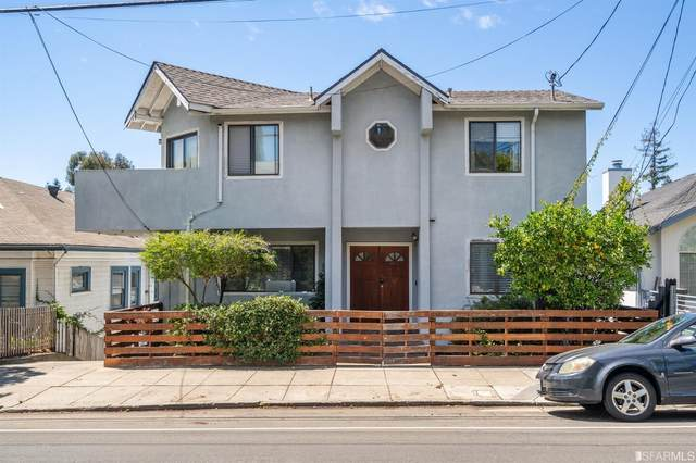 4033 Lincoln Avenue, Oakland, CA 94602 (#421571473) :: The Kulda Real Estate Group