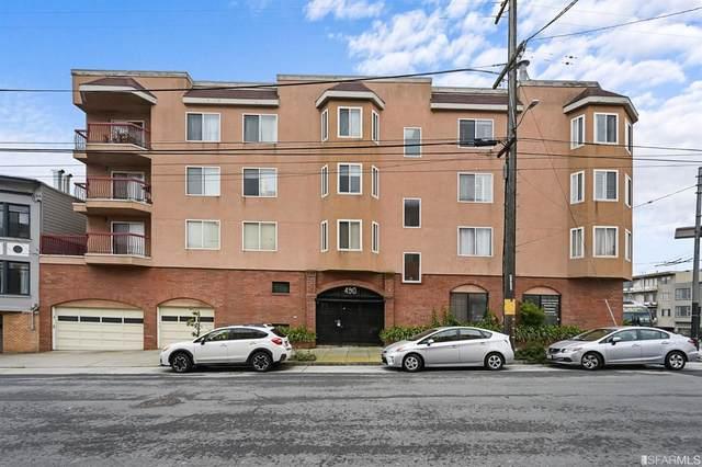 490 33rd Avenue #201, San Francisco, CA 94121 (MLS #421572938) :: Keller Williams San Francisco
