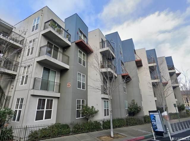 1121 40th Street #5104, Emeryville, CA 94608 (MLS #421572248) :: Keller Williams San Francisco