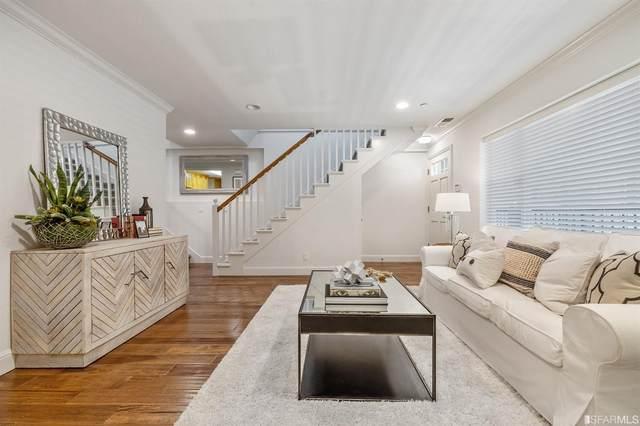 508 Peninsula Avenue #2, Burlingame, CA 94010 (#421573909) :: Corcoran Global Living