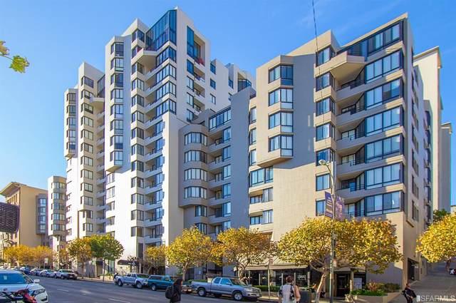 900 Bush Street #906, San Francisco, CA 94109 (#421574755) :: The Kulda Real Estate Group