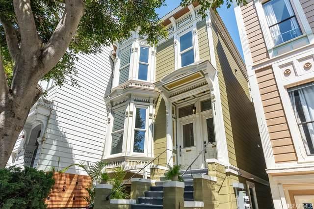 3676 16th Street, San Francisco, CA 94114 (#421579265) :: RE/MAX Accord (DRE# 01491373)