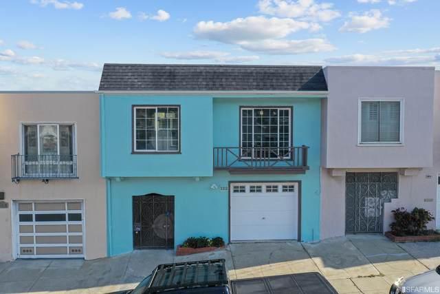 122 Chicago Way, San Francisco, CA 94112 (#421580690) :: The Kulda Real Estate Group