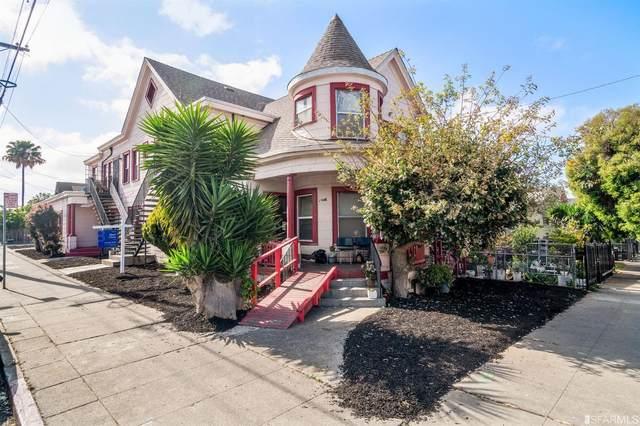 2407 21 Street, Oakland, CA 94601 (#421581103) :: The Kulda Real Estate Group