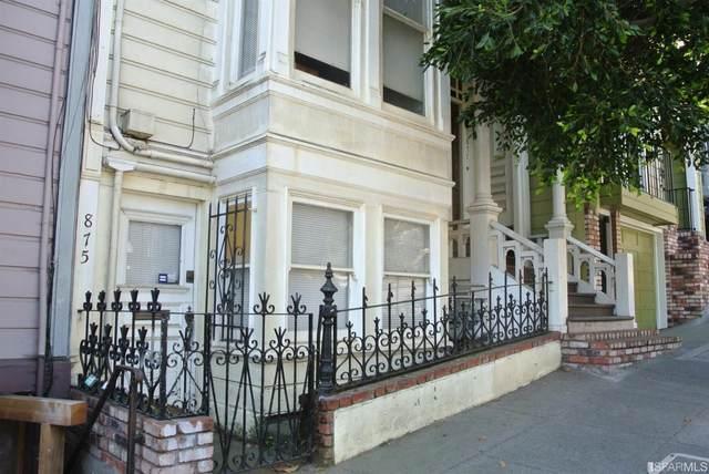 877 Hayes Street, San Francisco, CA 94117 (MLS #421580695) :: Keller Williams San Francisco