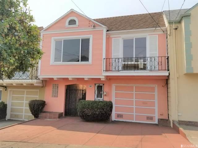 2375 33rd Avenue, San Francisco, CA 94116 (MLS #421587967) :: Keller Williams San Francisco