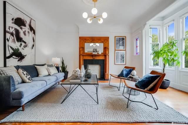 1352 Mcallister Street, San Francisco, CA 94115 (#421588611) :: The Kulda Real Estate Group