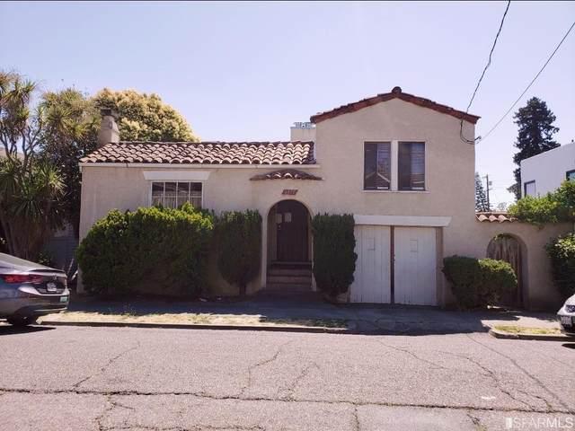 5417 Ruth Avenue, Oakland, CA 94601 (#421578026) :: The Kulda Real Estate Group