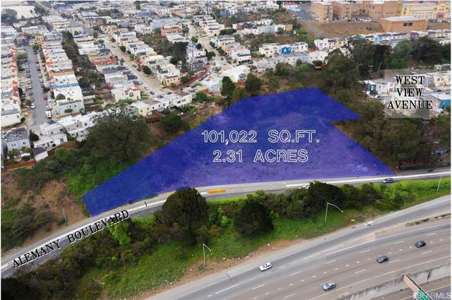 301 Alemany Boulevard, San Francisco, CA 94110 (#421590085) :: Corcoran Global Living