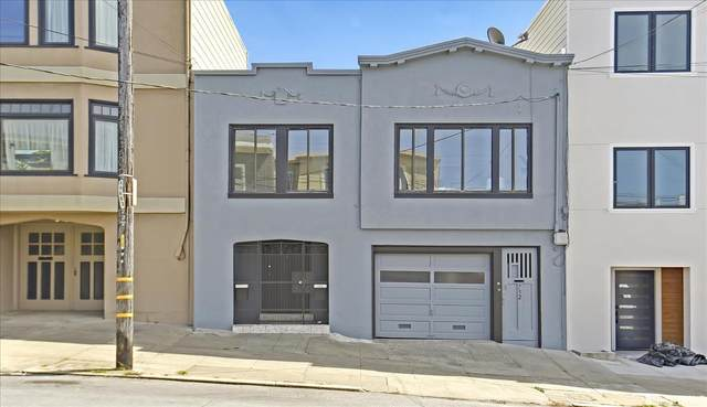 730 27th Avenue, San Francisco, CA 94121 (MLS #421590869) :: Keller Williams San Francisco
