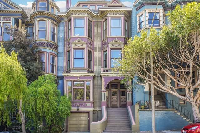 1425 Golden Gate Avenue, San Francisco, CA 94115 (#421591650) :: The Kulda Real Estate Group