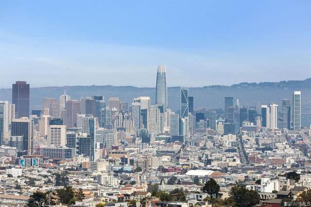 925 Burnett Avenue, San Francisco, CA 94131 (MLS #421589818) :: Keller Williams San Francisco