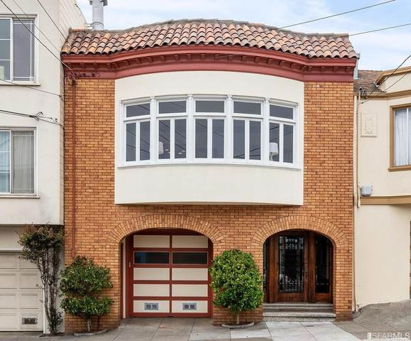 667 36th Avenue, San Francisco, CA 94121 (MLS #421591645) :: Keller Williams San Francisco