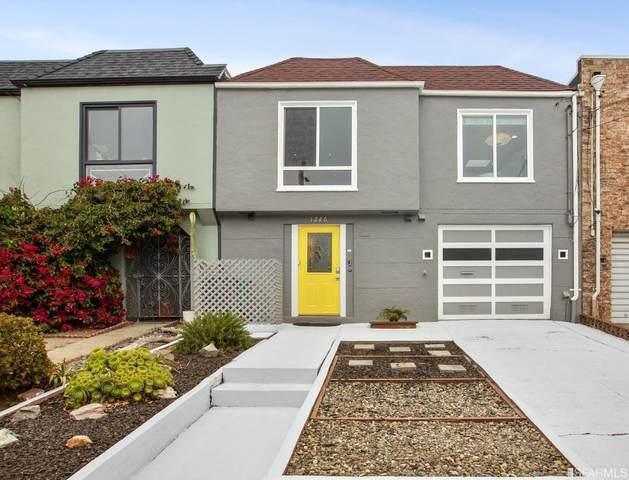 1226 44th Avenue, San Francisco, CA 94122 (MLS #421593261) :: Keller Williams San Francisco