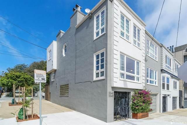 3846 23rd Street, San Francisco, CA 94114 (MLS #421592700) :: Keller Williams San Francisco