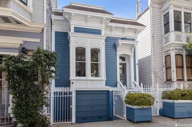 457 Duboce Avenue, San Francisco, CA 94117 (#421593777) :: RE/MAX Accord (DRE# 01491373)