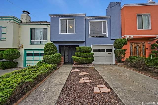 2765 39th Avenue, San Francisco, CA 94116 (MLS #421593851) :: Keller Williams San Francisco