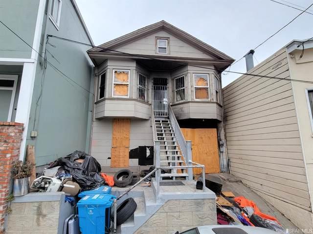 14 Wheat Street, San Francisco, CA 94124 (MLS #421595816) :: Keller Williams San Francisco