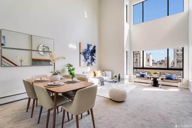 1350 California Street #408, San Francisco, CA 94109 (MLS #421593642) :: Guide Real Estate