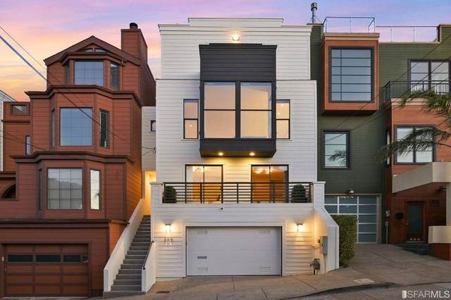 209 Montcalm Street, San Francisco, CA 94110 (MLS #421595781) :: Keller Williams San Francisco