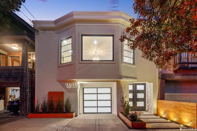 1636 48th Avenue, San Francisco, CA 94122 (MLS #421594250) :: Keller Williams San Francisco