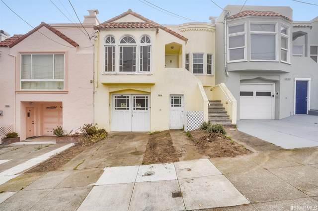1826 23rd Avenue, San Francisco, CA 94122 (MLS #421590446) :: Keller Williams San Francisco