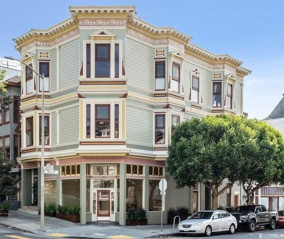 1501 Waller Street, San Francisco, CA 94117 (#421597944) :: RE/MAX Accord (DRE# 01491373)