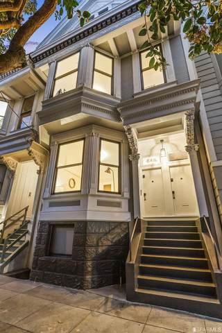 651 Central Avenue, San Francisco, CA 94117 (#421598645) :: The Kulda Real Estate Group