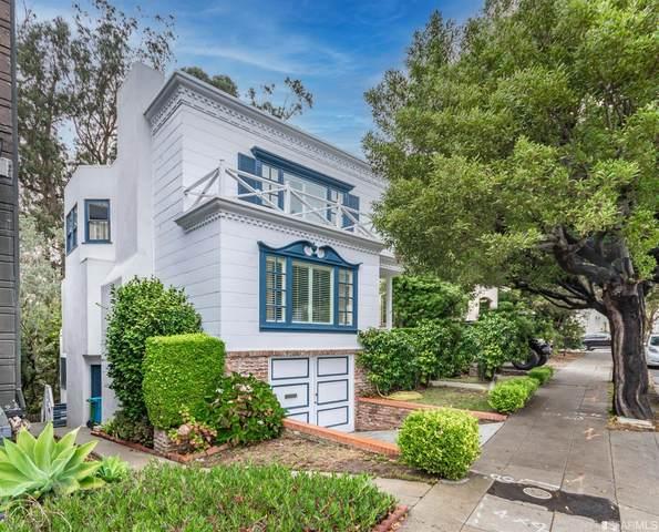 430 W West Portal Avenue, San Francisco, CA 94127 (MLS #421598400) :: Guide Real Estate