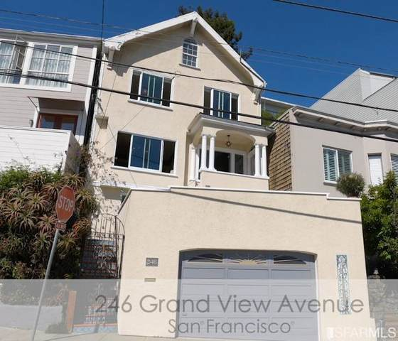 246 Grand View Avenue, San Francisco, CA 94114 (MLS #421599175) :: Keller Williams San Francisco