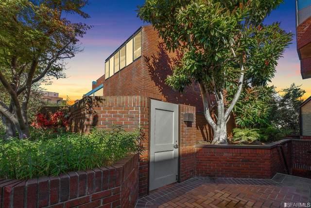 170 Pacific Avenue #33, San Francisco, CA 94111 (#421600912) :: The Kulda Real Estate Group