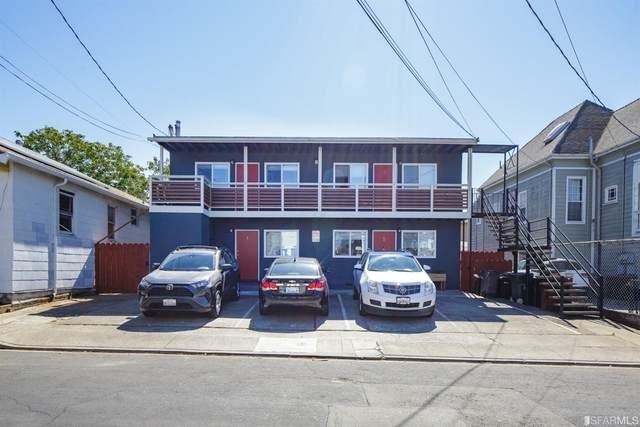 1051 48th Street, Emeryville, CA 94608 (#421602034) :: The Kulda Real Estate Group
