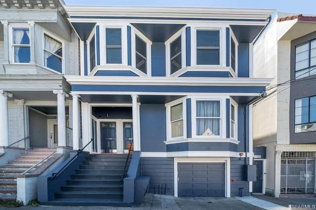 255 11th Avenue, San Francisco, CA 94118 (#421602858) :: RE/MAX Accord (DRE# 01491373)