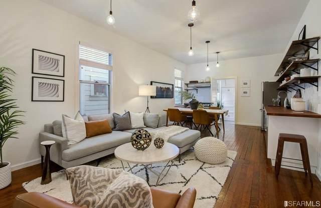 176 San Carlos Street, San Francisco, CA 94110 (#421604001) :: The Kulda Real Estate Group