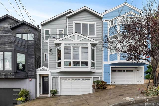 2218 Castro Street, San Francisco, CA 94131 (#421603459) :: RE/MAX Accord (DRE# 01491373)