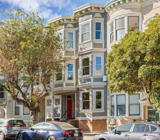 26 Cumberland Street, San Francisco, CA 94110 (#421604161) :: The Kulda Real Estate Group