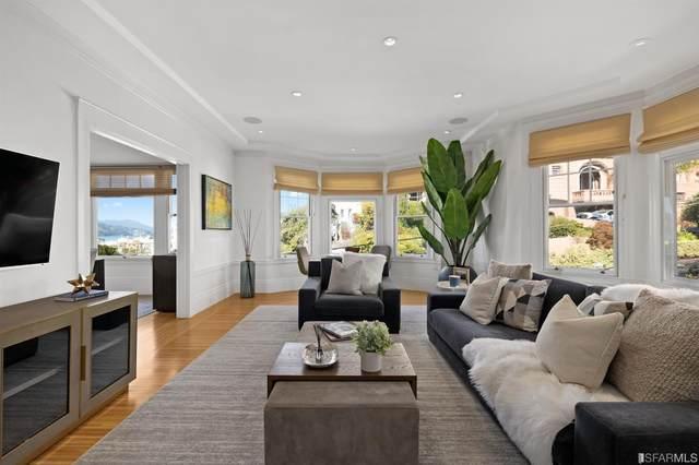 1487 Greenwich Street #32, San Francisco, CA 94109 (#421604576) :: The Kulda Real Estate Group
