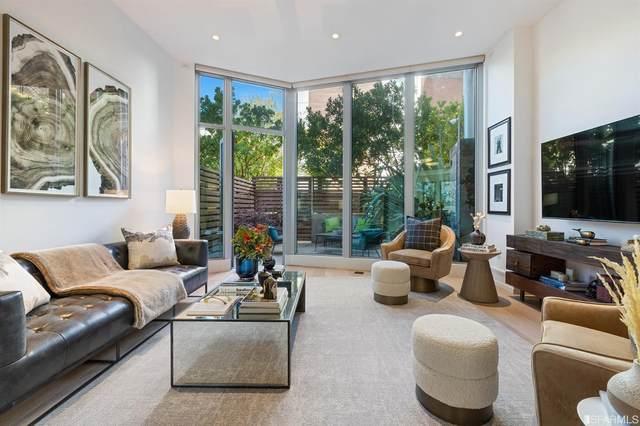 2121 Webster Street Th2, San Francisco, CA 94115 (#421603757) :: The Kulda Real Estate Group