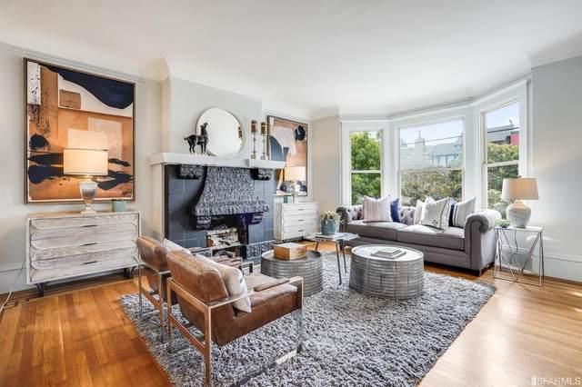 328 16th Avenue, San Francisco, CA 94118 (#421605285) :: The Kulda Real Estate Group