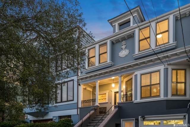 231 12th Avenue, San Francisco, CA 94118 (MLS #509774) :: Keller Williams San Francisco