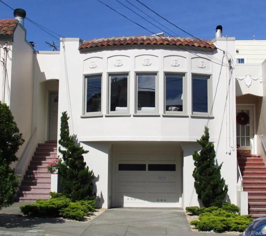 1375 34th Avenue, San Francisco, CA 94122 (MLS #470625) :: Keller Williams San Francisco