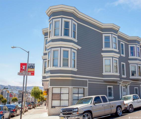 190-196 College Avenue, San Francisco, CA 94112 (#482168) :: Perisson Real Estate, Inc.