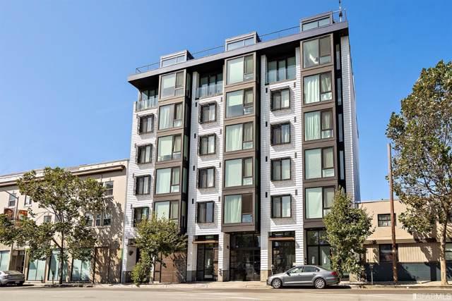 870 Harrison Street #305, San Francisco, CA 94107 (MLS #491360) :: Keller Williams San Francisco