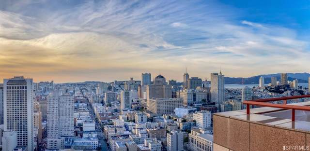 333 Bush Street #4001, San Francisco, CA 94104 (MLS #492546) :: Keller Williams San Francisco