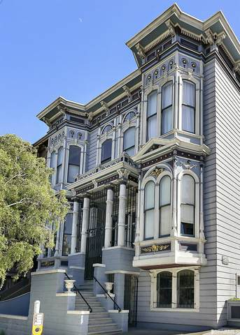 1497 Mcallister Street, San Francisco, CA 94115 (#502135) :: Corcoran Global Living
