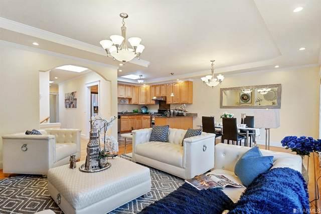 2363 17th Avenue, San Francisco, CA 94116 (#504031) :: Corcoran Global Living